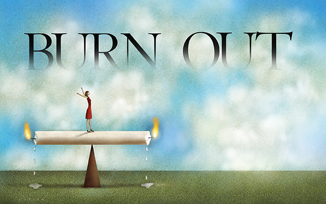 Ten Ways Of Avoiding Burnout