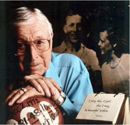 H.E.P. Man of the month ` John Wooden