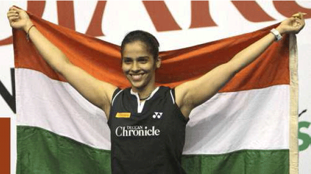 My grandmother wanted a boy: Saina Nehwal