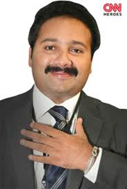 `Hero of the Year` ` Narayanan Krishnan