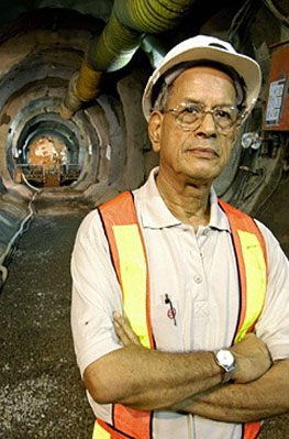 H.E.P. MAN OF THE MONTH E. Sreedharan: Magnificent obsession