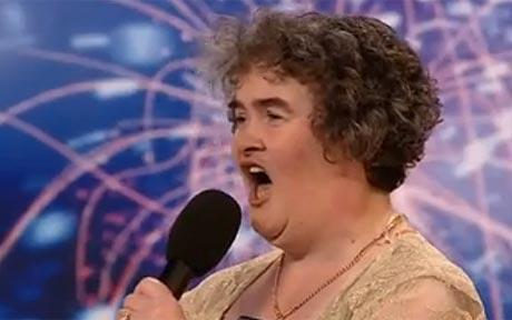 Susan Boyle: Why Dreams Matter