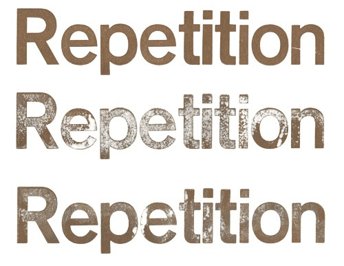 Does Repetition Make a Habit`