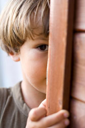 Parenting the Shy Child - Six ways to help your shy child