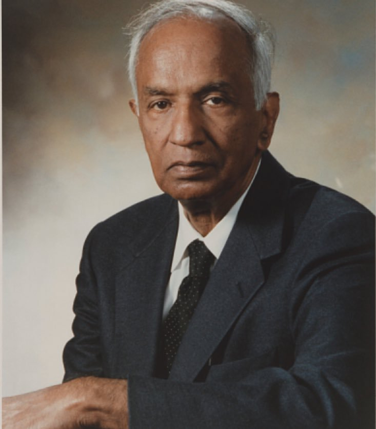 Think View - Subrahmanyan Chandrasekhar