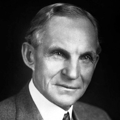 Henry Ford ` `... From a Diesel Mechanic to Model T...`