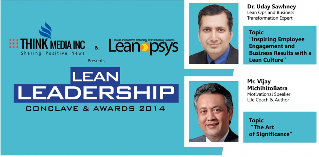 Lean Leadership Awards