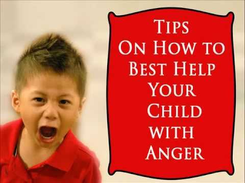 child behavior problems center around kids struggling to manage their anger