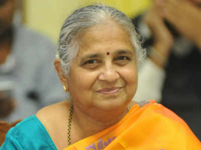 Inspiration From Sudha Murthy