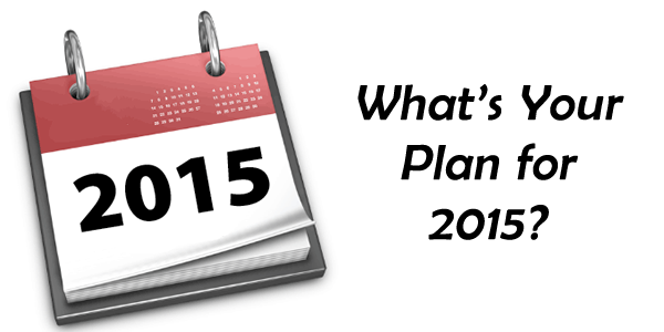 What Are Your Plans For 2015` I Suggest Decide To Be Stress-free