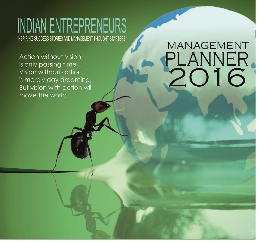 Management Planner 2016