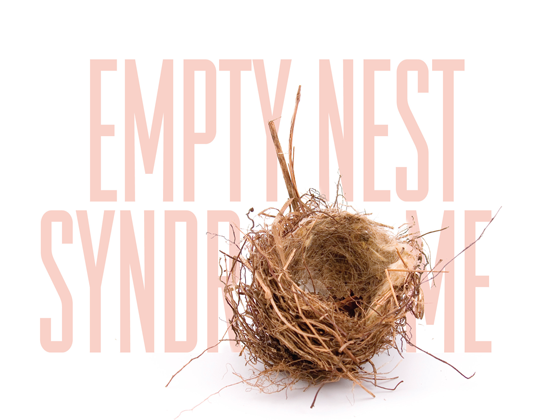 EMPTY-NEST SYNDROME