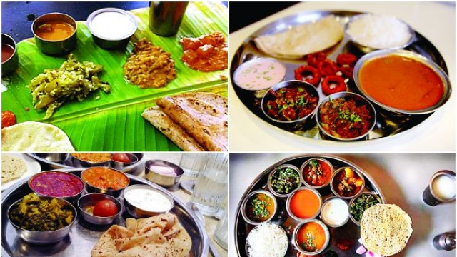 Life is like a thali, you can do much more than what you are served.