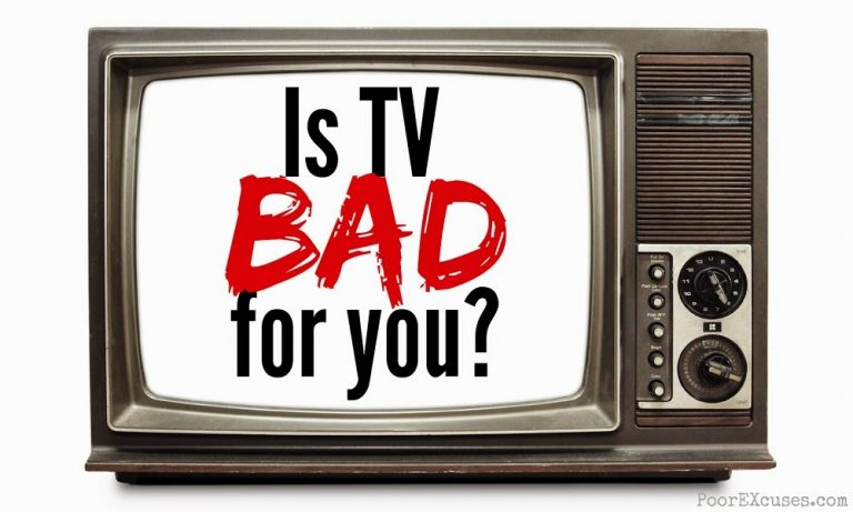 Is TV Bad`