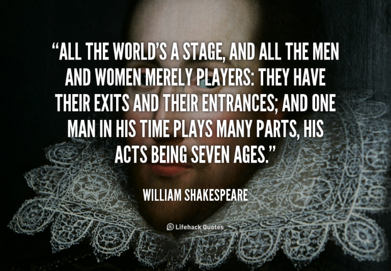 Shakespeare ` The Manager`s Guru