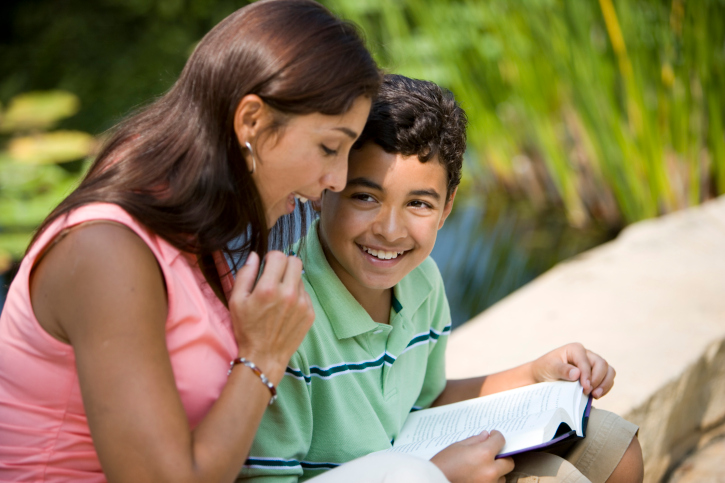 Tips for Raising Middle-Schoolers