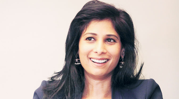 From a middle-class Indian girl to IMF's chief economist