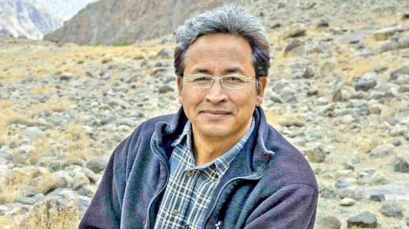 Sonam Wangchuk – Creating Scientific Solutions