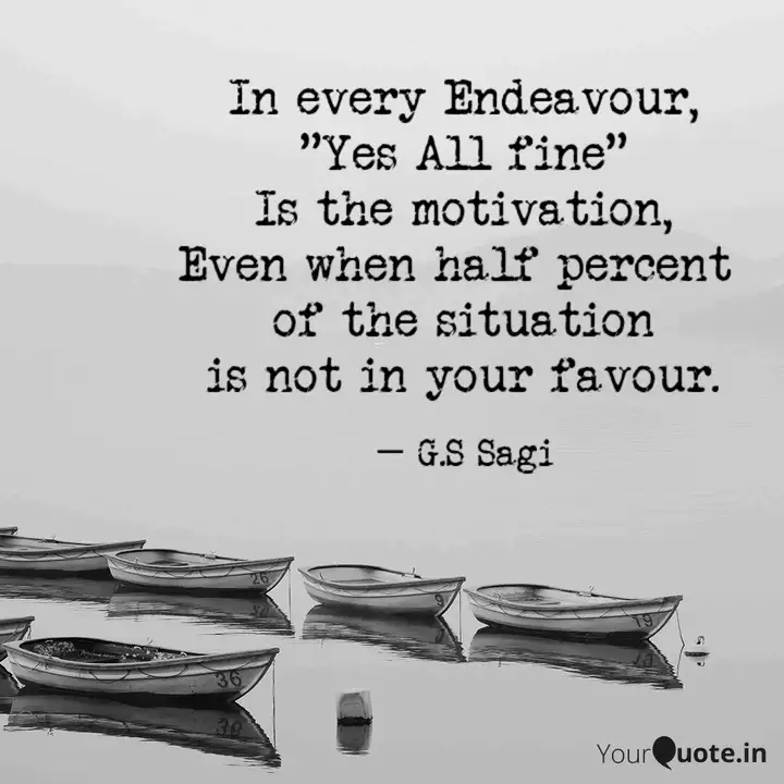 Endeavour Consistently To Leverage Your Independence